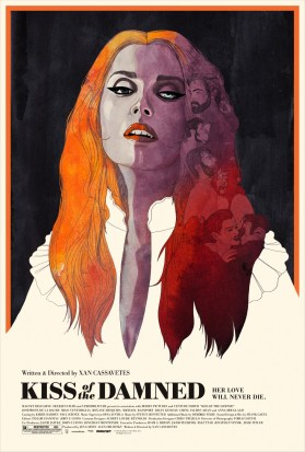 Kiss of the Damned movie poster.